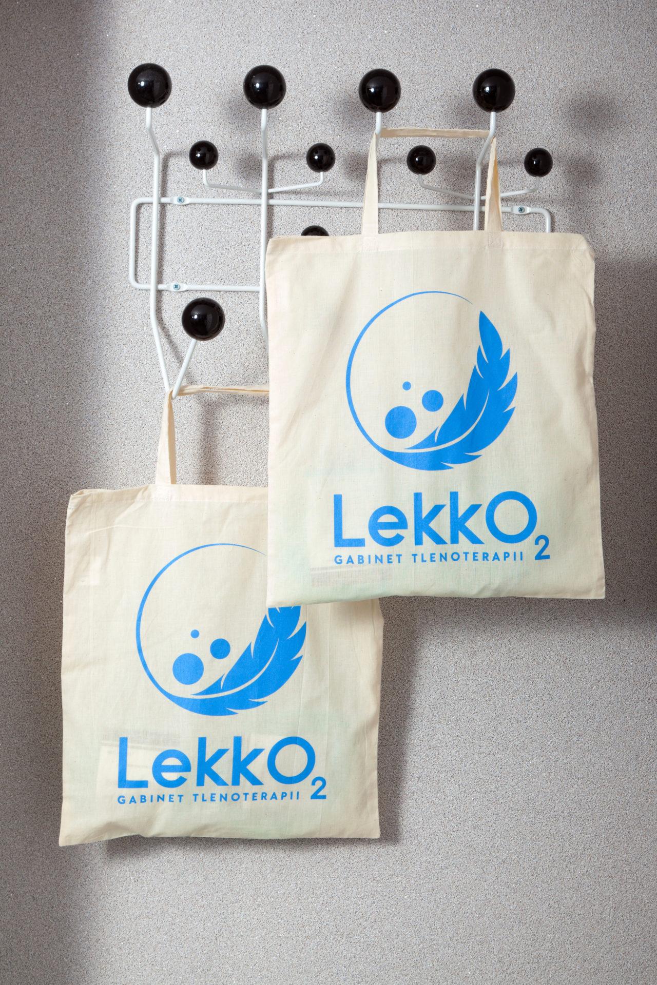 LekkO2 - Gabinet tlenoterapii - Torby
